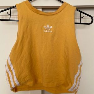 Addidas crop top